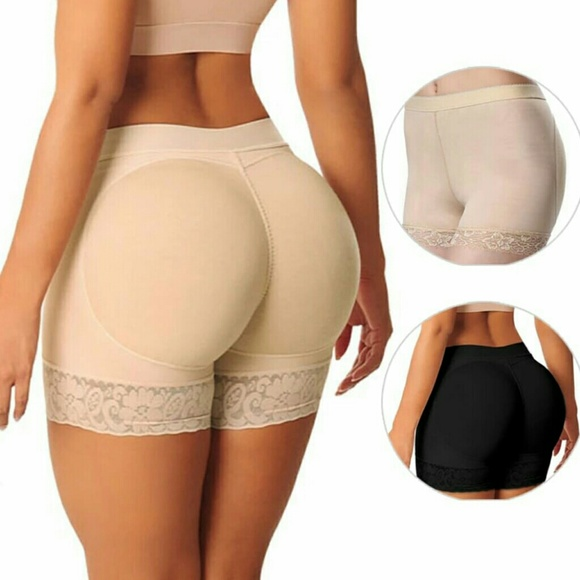 a2505f42f76e3 Brazilian butt lifter buttock with foam pad panty
